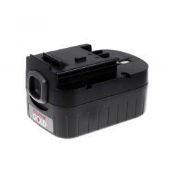 baterie pro Black & Decker vrtací šroubovák HP146F2K japonské články (doprava zdarma!)