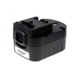 aku baterie pro Black & Decker vrtačka HP12 japonské články (doprava zdarma!)
