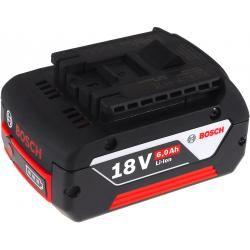 baterie pro Bosch GSR GSA GBH GWS (1600A004ZN) 18 V 6,0Ah originál (doprava zdarma!)