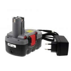 baterie pro Bosch okružní pilka GKS 18V O-Pack Li-Ion vč. integrovaného nabíječe (doprava zdarma!)