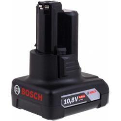 baterie pro Bosch příklepový šroubovák GDR 10,8 V-Li originál (doprava zdarma!)