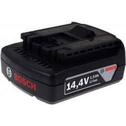 baterie pro Bosch příklepový šroubovák GDR 14,4 V-LI MF 1500mAh originál (doprava zdarma u objednávek nad 1000 Kč!)
