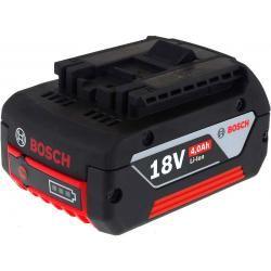 baterie pro Bosch příklepový šroubovák GDS 18 V-LI 4000mAh originál (doprava zdarma!)