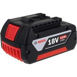 baterie pro Bosch příklepový šroubovák GDX 18 V-Li 5000mAh originál (doprava zdarma!)