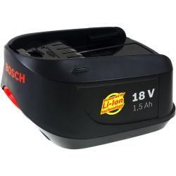 baterie pro Bosch PSR 18 LI-2 originál (doprava zdarma!)