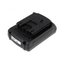 baterie pro Bosch Radio GML20 Professional 2000mAh (doprava zdarma!)