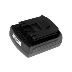 baterie pro Bosch šroubovák GSR 14,4 VE-2-LI Serie 2000mAh (doprava zdarma!)