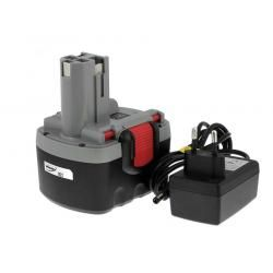 baterie pro Bosch Typ 2607335685 O-Pack Li-Ion vč. nabíječky (doprava zdarma!)