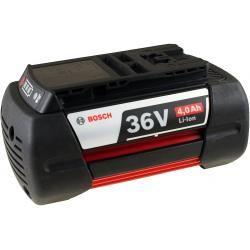 baterie pro Bosch vrtací kladivo GBH 36 V-Li 4000mAh originál (doprava zdarma!)