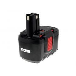 aku baterie pro Bosch vrtací šroubovák GSB 24VE-2 NiCd O-Pack (doprava zdarma!)