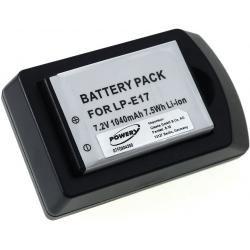 baterie pro Canon EOS 760D vč. nabíječka (doprava zdarma u objednávek nad 1000 Kč!)