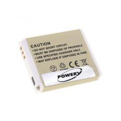 baterie pro Canon IXUS 105 IS (doprava zdarma u objednávek nad 1000 Kč!)