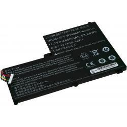 baterie pro Clevo Typ W740BAT-6 (doprava zdarma!)