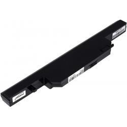 baterie pro Clevo W650/ Nexoc M512/ Typ W650BAT-6 (doprava zdarma u objednávek nad 1000 Kč!)
