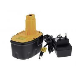baterie pro Dewalt ruční okružní pilka DW 935 Li-Ion vč. integrovaného nabíječe (doprava zdarma!)