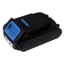 baterie pro Dewalt Typ XR-aku DCB 200 2000mAh (doprava zdarma!)