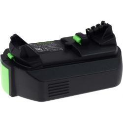 baterie pro Festool šroubovák CXS Li 2,6 (neue Version) originál (doprava zdarma!)