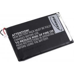 baterie pro Garmin Nüvi 2660LMT (doprava zdarma u objednávek nad 1000 Kč!)