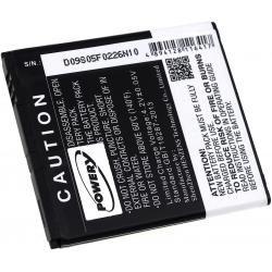 baterie pro Kazam Trooper X4.5 (doprava zdarma u objednávek nad 1000 Kč!)