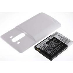 baterie pro LG G3 bílá 6000mAh (doprava zdarma u objednávek nad 1000 Kč!)