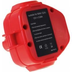 baterie pro Makita hoblík 1050DWB 3000mAh (doprava zdarma!)