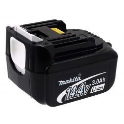 baterie pro Makita radio DMR105 3000mAh originál (doprava zdarma!)