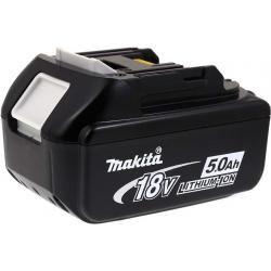 baterie pro Makita radio DMR106B 5000mAh originál (doprava zdarma!)