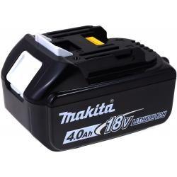 baterie pro Makita Typ BL1830 s LED 4000mAh originál (doprava zdarma!)