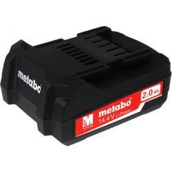 baterie pro Metabo příklepový šroubovák SSW 14.4 LT originál (doprava zdarma!)