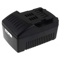baterie pro Metabo příklepový šroubovák SSW 18 LT/LTX 4000mAh (doprava zdarma!)