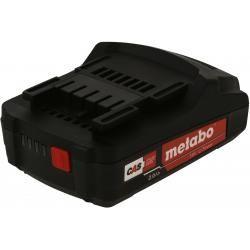 baterie pro Metabo šroubovák BS 18 LTX (doprava zdarma!)