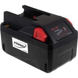 baterie pro Milwaukee úhlová bruska HD28 AG-125 4000mAh (doprava zdarma!)