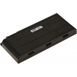 baterie pro MSI GT663-437BE (doprava zdarma!)