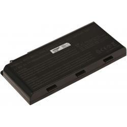 baterie pro MSI GT663R (doprava zdarma!)