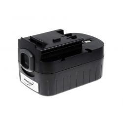 baterie pro nářadí Black & Decker šroubovák HP146F2K NiMH (doprava zdarma!)