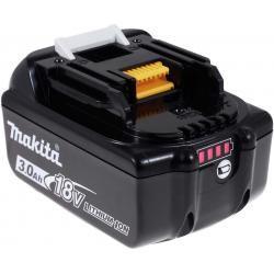 baterie pro nářadí Makita Typ BL1830 (nahrazuje BL1811G) 3000mAh originál (doprava zdarma!)