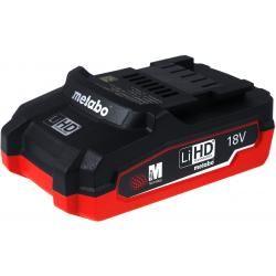 baterie pro nářadí Metabo LiHD akupack Typ 625343000 AirCooled originál (doprava zdarma!)