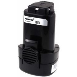 baterie pro nářadí Metabo PowerImpact 12 (doprava zdarma u objednávek nad 1000 Kč!)