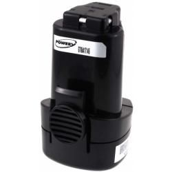 baterie pro nářadí Metabo PowerMaxx 12 Pro (doprava zdarma u objednávek nad 1000 Kč!)