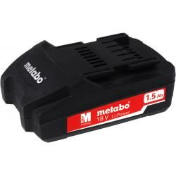 baterie pro nářadí Metabo šroubovák BS 18 LTX originál (doprava zdarma!)