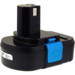 baterie pro nářadí Ryobi Typ 130224024 (doprava zdarma!)