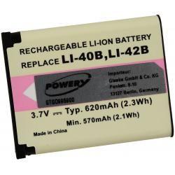 baterie pro Olympus µ 830 (doprava zdarma u objednávek nad 1000 Kč!)
