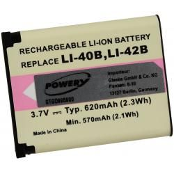 baterie pro Olympus FE-4000 (doprava zdarma u objednávek nad 1000 Kč!)