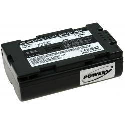 baterie pro Panasonic NV-GS15GC-S 1100mAh (doprava zdarma u objednávek nad 1000 Kč!)