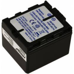 baterie pro Panasonic NV-GS250EG-S 1440mAh (doprava zdarma u objednávek nad 1000 Kč!)