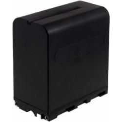 baterie pro Professional Sony kamera HDR-FX1E 10400mAh (doprava zdarma!)