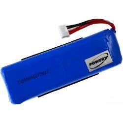 baterie pro reproduktor JBL Charge 2 Plus (Polung beachten!) (doprava zdarma u objednávek nad 1000 K