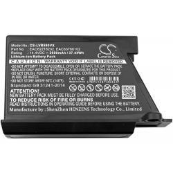 baterie pro robotický vysavač LG VR62601LV (doprava zdarma!)