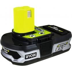 baterie pro Ryobi nůžky na trávu OGS-1820 2,5Ah originál (doprava zdarma!)