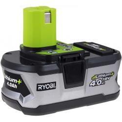 baterie pro Ryobi Typ P104 originál (doprava zdarma!)